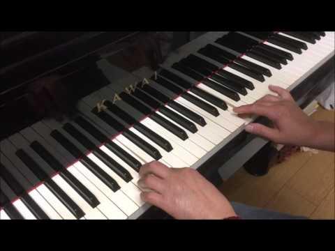 (アフター)大人初心者「カノン」を弾いてみた。