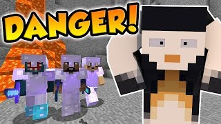 Minecraft | FRIEND OR FOE? | EVERYONE TRIES TO KILL ME! (18)