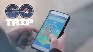 First day of Pokémon GO! by GOtrip