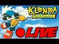Estamos Ao Vivo Jogando Klonoa playstation At Zerar Que