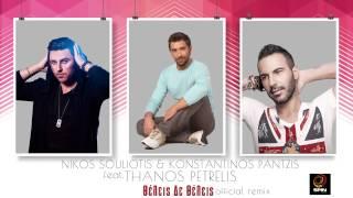 Nikos Souliotis & Konstantinos Pantzis videoklipp Theleis De Theleis (feat. Thano)