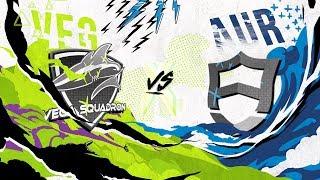 VEG vs AUR - Rift Rivals, День 1 Игра 4 / LCL