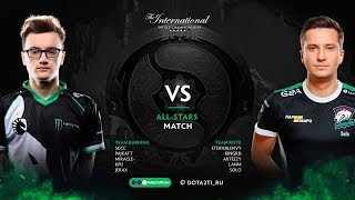 BurNIng vs rOtK, The International 2018, Playoff, Showmatch