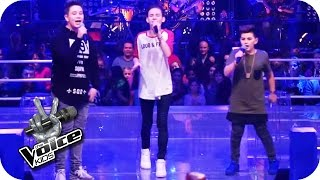 Nonton Justin Bieber - Love Yourself (Ridon, Robin, Merdan) | The Voice Kids 2016 | Battles | SAT.1 Film Subtitle Indonesia Streaming Movie Download