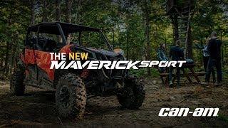 9. Can-Am // Maverick Sport MAX