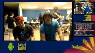 Tempo|Axe (Falco, Pikachu, Falcon) vs Blue (Link): SAK Battlefield Grand Finals