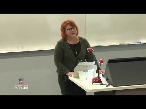 View Fay Gale Lecture 2017: What matters in Social Change?: The uncertain significance of caring video