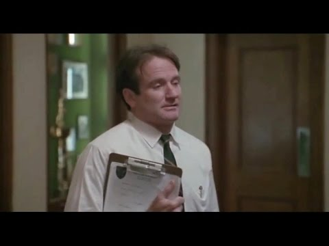 Robin Williams%2C the Man Who Made Us Laugh