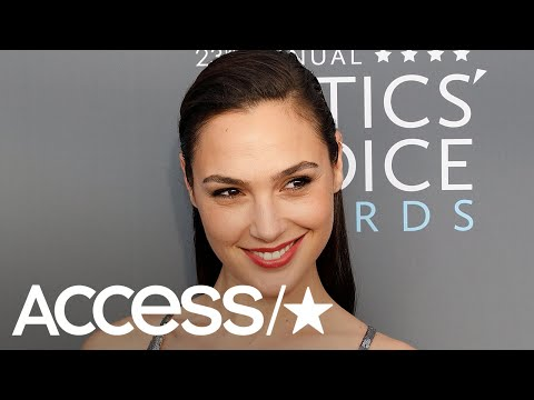 Gal Gadot Inspires Women Everywhere With #SeeHer Critics' Choice Awards Speech | Access