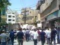 دمر البلد مظاهرة اسقاط النظام في جمعة لا للحوار.wmv