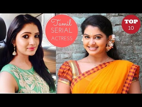Tamil Serial Actress Hot and Sexy | Top 10 Best Tamil Serial Actress