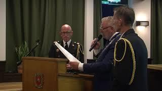 Pieter Heinen  al 25 jaar actief bij de brandweer