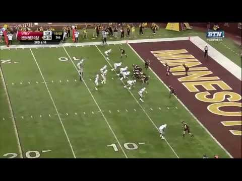 David Cobb Game Highlights vs UNLV 2013 video.