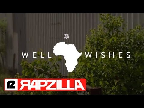 Bizzle's 'Well Wishes' to support well-building in Africa
