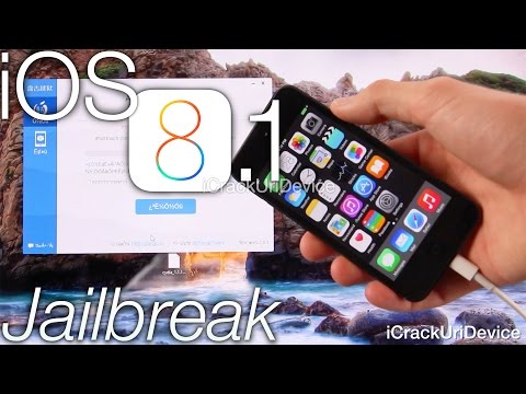 iPod - WATCH FIRST iOS 8 Untethered Jailbreak for iOS 8.1 via Pangu - How to Install Cydia on the iPhone 6 Plus 5s, 5, 4S, iPad Air 2 Mini 3, 4 and iPod touch 5th generation swiftly Jailbroken. Pangu...