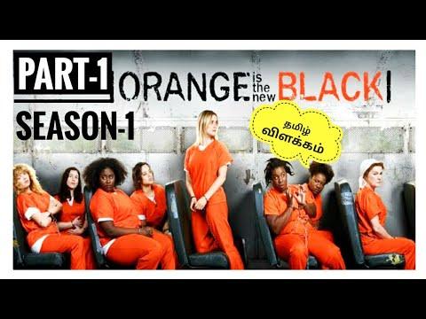 Orange is the new black|Season-1|Episode-1|explained in tamil|tamil xplainer|தமிழ் விளக்கம்