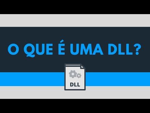 O que é uma DLL?