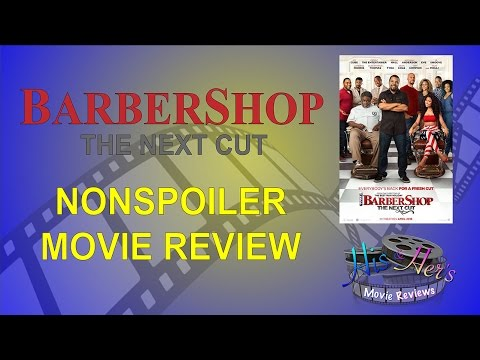 Barbershop: The Next Cut - Movie Review - NonSpoiler