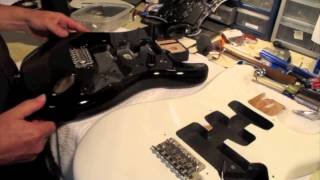 Video Mexican and Chinese Fender Stratocaster Bodies Comparison MP3, 3GP, MP4, WEBM, AVI, FLV Juni 2018