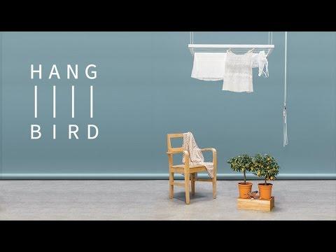 Hangbird - Der Wäscheständer fürs Leben