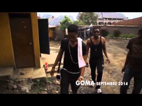 Lexxus dans Peace One day Goma sept.2014