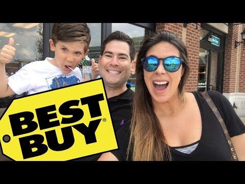 Best Buy - Loja de eletrônicos mais famosa dos EUA + Corte de cabelo americano e muito hambúrguer