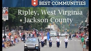 Ripley (WV) United States  city photo : Ripley Jackson County WV America's Best Communities Final 50