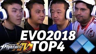 Download Lagu EVO 2018 KOF14 TOP4 FINALS (TIMESTAMP) XIAOHAI ET ZJZ HUEVO Mp3