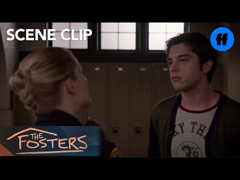 The Fosters 1.17 Clip 'Fire Drill'