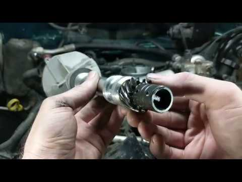 Distributor Replacement How To Chevy Vortec 5.7 And TDC Compression Stroke