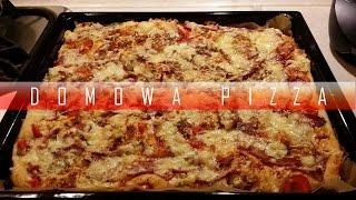 Domowa pizza - tanie gotowanie