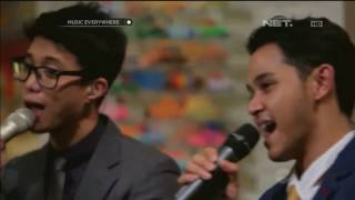 Video Yovie & Nuno - Merindu Lagi (Live at Music Everywhere) * MP3, 3GP, MP4, WEBM, AVI, FLV Agustus 2018