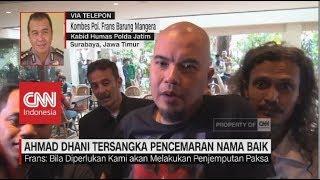 Download Video Ahmad Dhani Jadi Tersangka Kasus Pencemaran Nama Baik MP3 3GP MP4