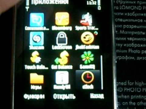 Установка Андроид На Nokia 5228