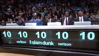 Video Verizon Slam Dunk Contest Full Highlights | February 13, 2016 | NBA All-Star 2016 MP3, 3GP, MP4, WEBM, AVI, FLV Oktober 2017