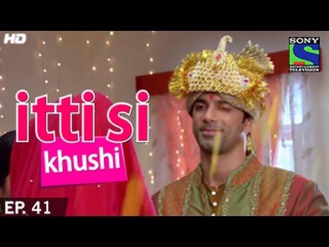 Itti Si Khushi Promo 4th December 2014