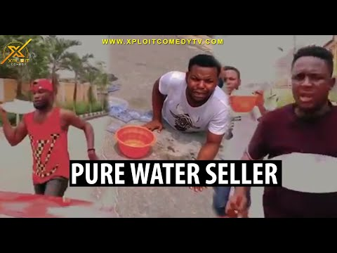 The Pure Water Sellers And Some Wicked Drivers (xploit Comedy)