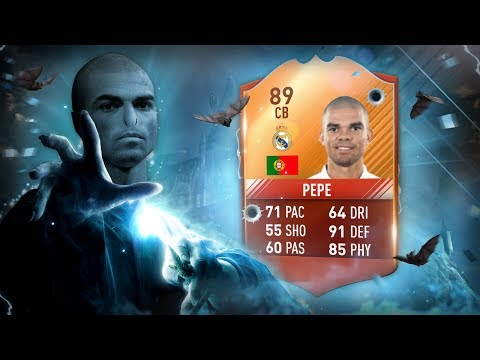FIFA 17: MOTM PEPE DISCARD SHOOT EM UP BATTLE 🔥😱