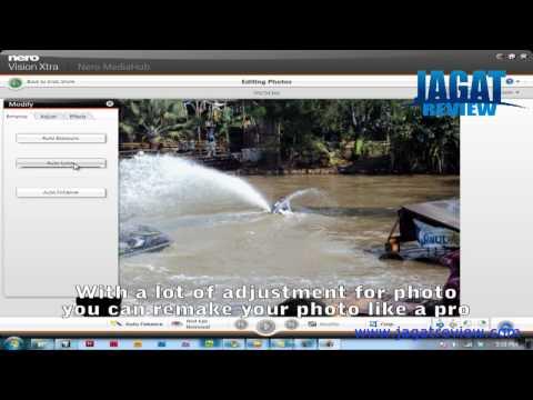 Nero Multimedia Suite 10 - Create a Photo Slide Show