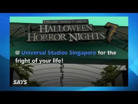 USA Horror Story  Roanoke Halloween Horror Nights Universal Studios