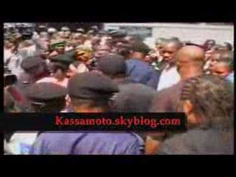 ALL Congo*Stars' Arrival @ Madilu's Funeral pt_1