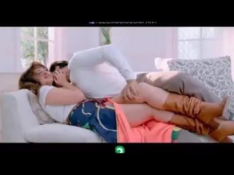 Kajal Agarwal hot lip kissing scenes