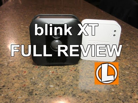 Blink XT Outdoor Security Camera System Full Review - Unboxing, Setup, Installation, Sample Footage