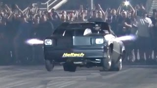 KAMIKAZE CHRIS Nitrous ELCO - Outlaw Armageddon! by 1320Video