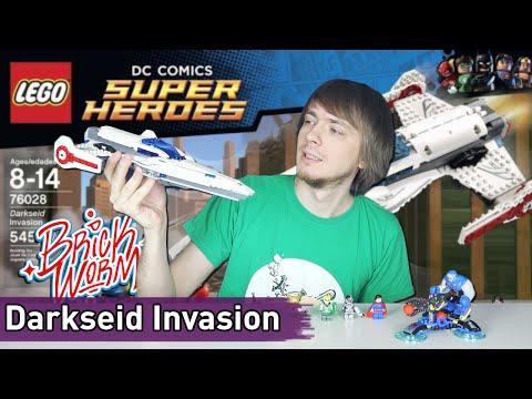 LEGO DC: Darkseid Invasion (76028) - Brickworm