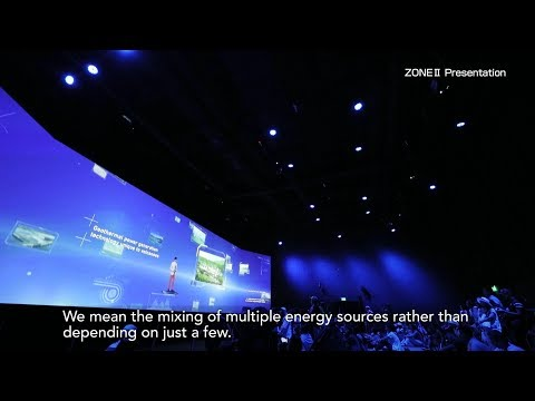 Panasonic Projector: Case Study | Japan Pavilion at Expo 2017 Astana