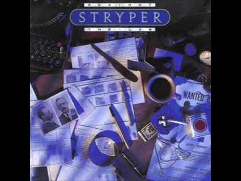 Tekst piosenki Stryper - Against The Law po polsku