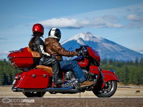 2015 Indian Roadmaster Review - MotoUSA