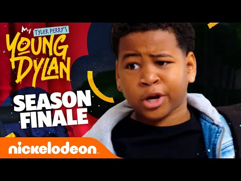 Young Dylan Runs Away 🏃‍♂️ Tyler Perry's Young Dylan Season 1 Finale