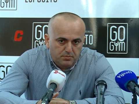 Boban Krušić, najava meča